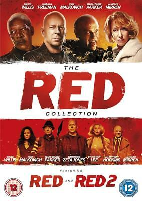 DVD:RED 1 AND 2 - NEW Region 2 UK