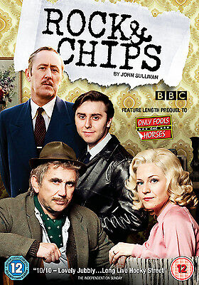 DVD:ROCK AND CHIPS - NEW Region 2 UK