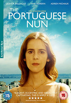DVD:THE PORTUGUESE NUN - NEW Region 2 UK