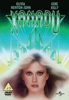 DVD:XANADU - NEW Region 2 UK
