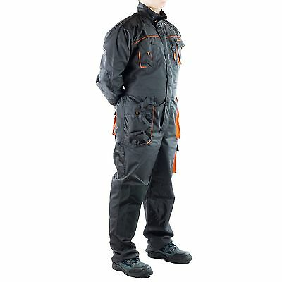 BOILER SUIT OVERALL COVERALL Mechanic College work MENS