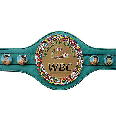 WBC Championships Boxing Belt Replica Mini Premium Quality