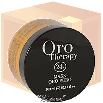 Illuminating Mask box 12 pcs x 300ml Oro Puro Therapy 24k ® Micro-active Gold