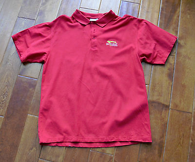 In n Out Burger Red Polo Golf Shirt - XL NEW