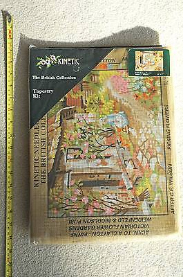 Kinetic tapestry kit; The British Collection