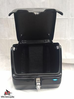 Frp Fiberglass Delivery Box 139 L Extra Large Black Box (Collection In Person)