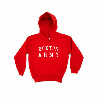 Buxton Army | KIDS HOODIE Girls Boys Childrens Clothing Gift Present YouTube