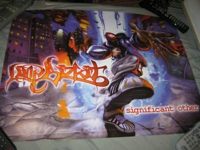 LIMP BIZKIT-(significant other)-18X24 POSTER-NMINT-RARE