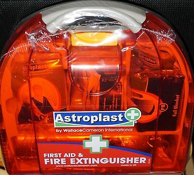 Astroplast First Aid and Fire Extinguisher Kit