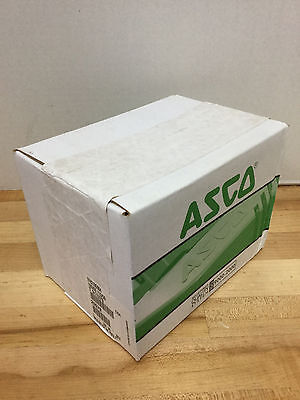Asco Ef8210G004 Red Hat Solenoid Valve *new Factory Sealed