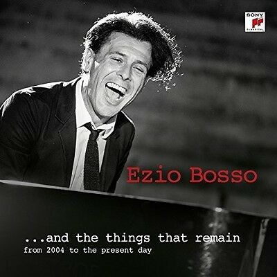 & The Things That Remain - Ezio Bosso (2017, Vinyl NUEVO)3 DISC SET