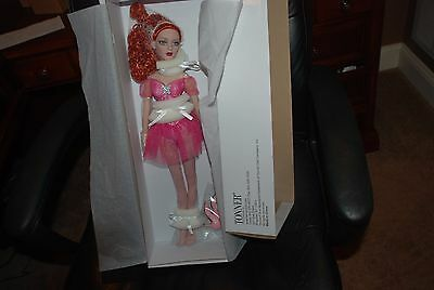 ABSOLUTELY GLINDA THE GOOD WITCH Basic NRFB Tonner DOLL Evangeline Ghastly Body