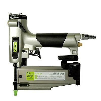 "Cadex 23 Ga. 2"" Length Headless Pinner / Brad Nailer  - CPB23.50 Free Mix Pins"