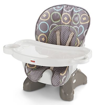 Fisher-Price Spacesaver High Chair Luminosity NEW