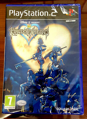 Kingdom Hearts PS2 Playstation 2 Game Brand New In Stock Brisbane