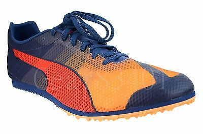 NEW Mens 11 Puma Evospeed star V4 Track and Field Spikes w/wrench & spikes