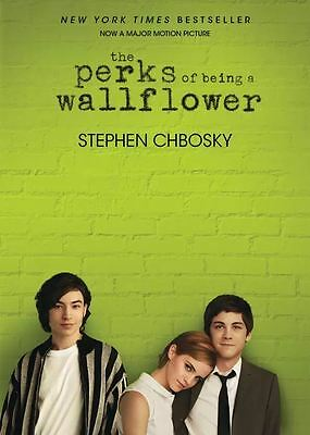 The Perks of Being a Wallflower - Paperback English Good Read Book Free Shipping