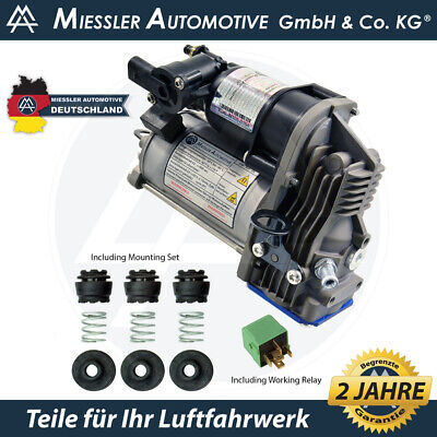Mercedes ML-Klasse W164 Kompressor 1643201204 Luftfederung Miessler Automotive