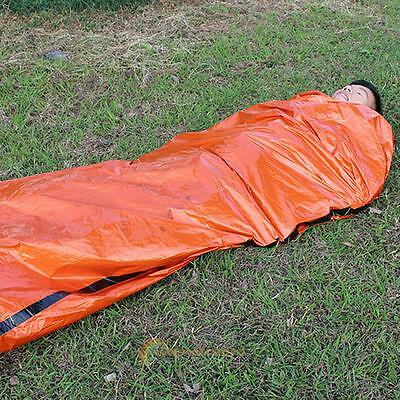Foil Thermal Space First Aid Emergency Sleeping Survival Blanket For Camp Travel