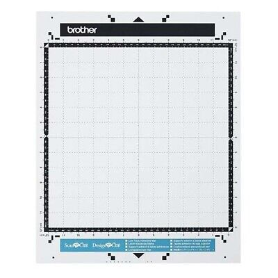 "Brother Scan N Cut or Design N Cut LOW TACK 12"" x 12"" Adhesive Cutting Mat New"