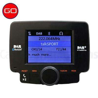 Land Rover AutoDab Go-S Universal Universal Add on DAB Radio and Bluetooth