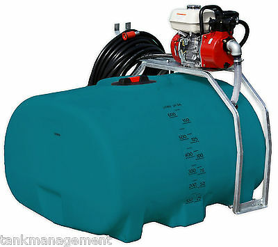 600L Rapid Spray Fire Fighting Unit with hose reel