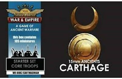 15mm ANCIENTS CARTHAGE - FORGED IN BATTLE - WE-BOX3 - SPECIAL OFFER