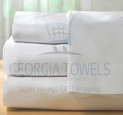 12 King 78X80X12 T180  Hotel Fitted Bed Sheets Premium Ga Towel Brand Cotton