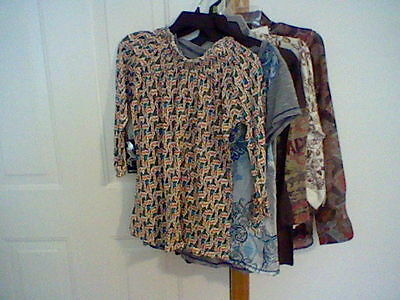 Brand New Lot Of 5 Women's Clothes Size Small