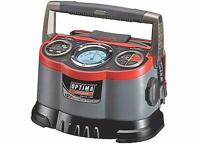 Optima Batteries 150-34178 Digital 1200 Battery Charger 12 Amps/Volts USB AGM