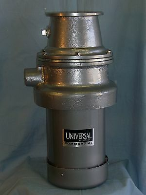 Universal By Maloy 1.5 Hp Commercial Garbage Disposer