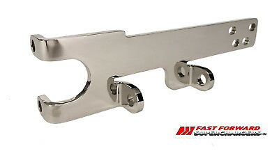 Miata MX5 Mounting bracket for the BRP/Moss Hotside MP62 supercharger 1.8L 94-05