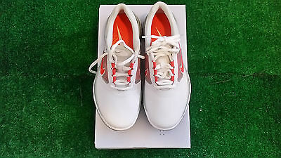 Women's White/Orange/Grey Nike Fi Impact Size 7.5 Shoes