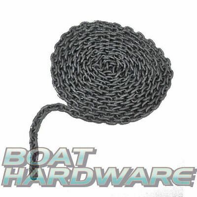 Anchor Chain Sold by the METRE 6 mm galvanised Shortlink Boat Mooring Anchoring