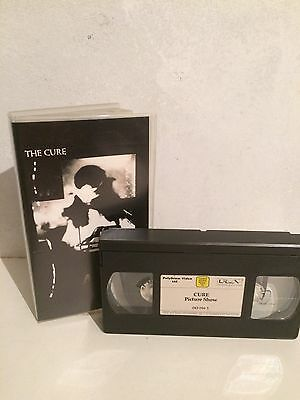 The Cure - Picture Show VHS