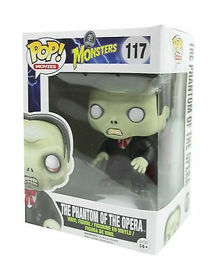 Funko Pop! Universal Monsters - Phantom of The Opera Action Figure NEW