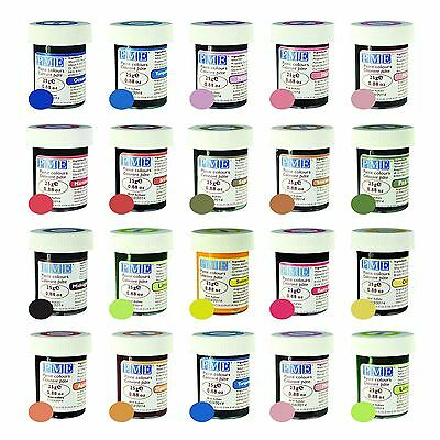 PME Food Colouring Concentrated Gel Colour Sugar Paste Icing