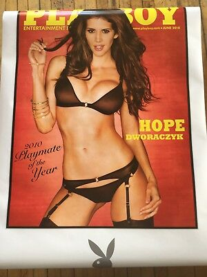 Playboy Playmate Hope Posters