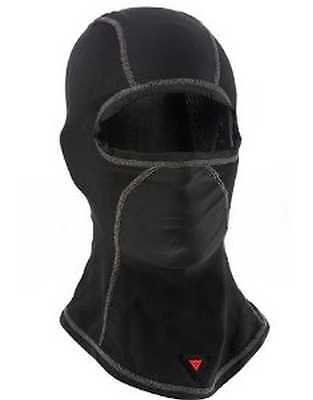 New Dainese Volund 07 Adult Inserts In Coolmax Fabric Balaclava, Black, One Size