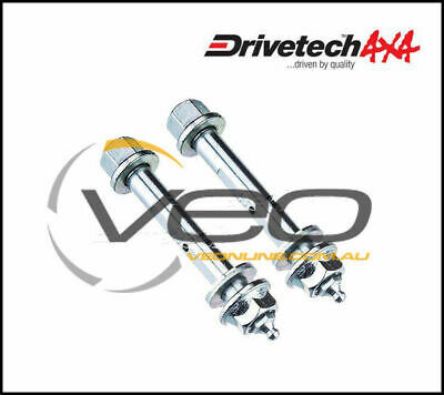 Toyota Hilux Ln167R 3.0L Drivetech 4X4 Rear Leaf Spring Front Greaseable Pins