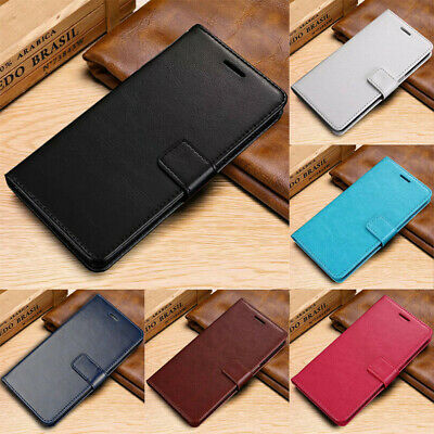 For Huawei P7 P8 P9 P10 Plus Luxury PU Leather Flip View Window Cover Case Stand