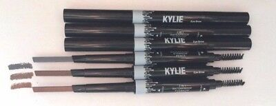 Kylie Jenner 2in1 Long Lasting Eyebrow Pencil Brow Definer