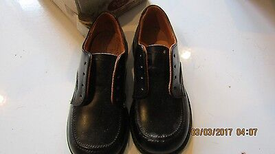 Vintage Childrens Shoes -Perfect Photo Props Black oxford