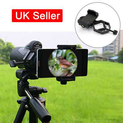 Smartphone Phone Adapter Holder Mount for Telescope Scope Binocular Microscope