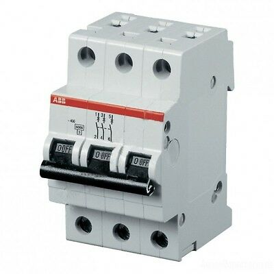 ABB miniature circuit breakers MCB SH203