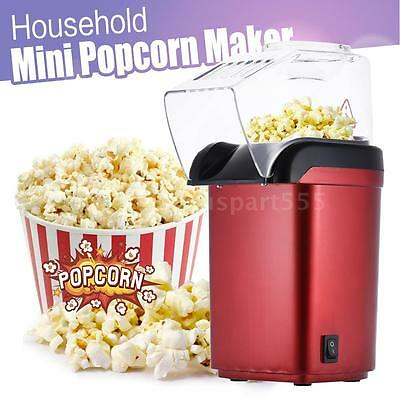 Hot Air Popcorn Making Machine Maker Corn Poping Popper Home Kitchen New O7Z9