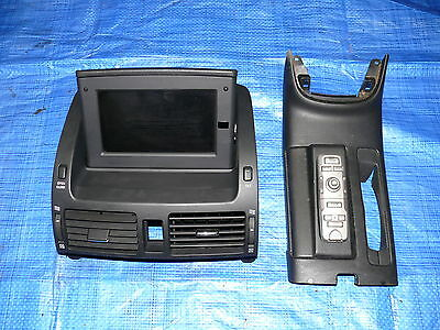 Toyota Avensis T25 2.0 D-4D 85Kw Display Navigation Borddisplay 55404-20330 R35