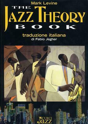 M. Levine - The Jazz Theory Book - manuale