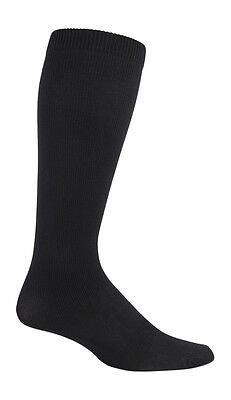 IOMI - Mens 18 mmHg Graduated Compression Medical Travel Flight Socks for DVT