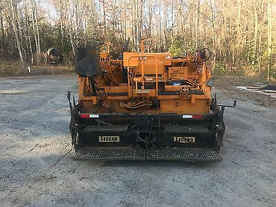 2003 Leeboy 8500 T Paving Equipment